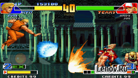 THE KING OF FIGHTERS '98 (обновлено v 1.4 b25) (Full)