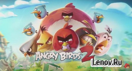 Angry Birds 2 v 2.28.0 Мод (Infinite gems & More)