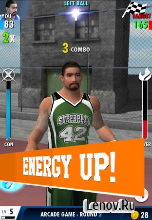 Basketball Champion (обновлено v 1.2.1) (Mod Money)