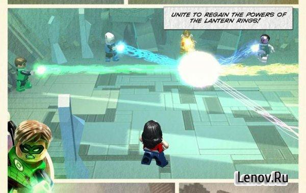 лего бэтмен игра на андроид мод много денег
