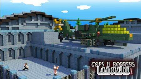 Cops N Robbers 2 v 2.2.2 Mod (Unlocked)