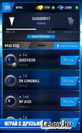 TAP SPORTS BASEBALL v 1.5.3 Мод (много денег)