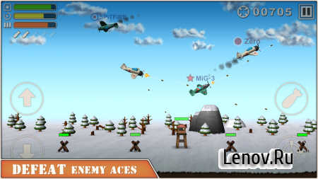 Sky Aces 2 v 1.02 (Full) (Mod Money)