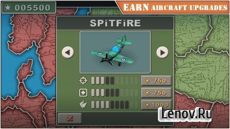 Sky Aces 2 v 1.01 (Full) (Mod Money)