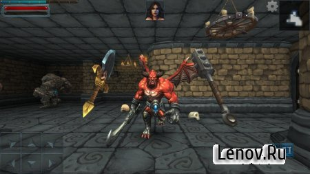 Dungeon Hero RPG v 32 (Mod Money)