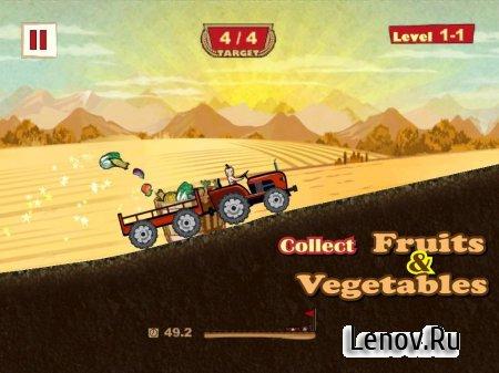 Tractor Hero v 1.02 Мод (Unlocked)
