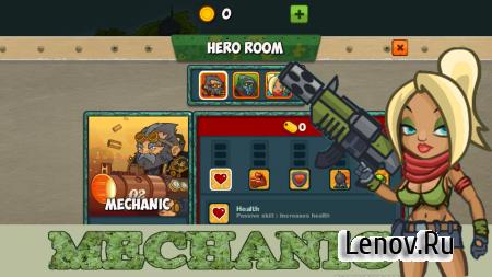 Heroes: Last Defender Pro v 1.1 (Mod Money)