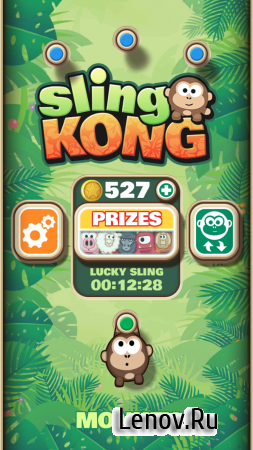 Sling Kong v 3.17.3 (Mod Money)