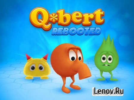 Q*bert: Rebooted v 1.0.6 (Mod Money)