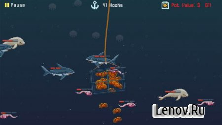 Deadliest Catch: Seas of Fury v 1.0 Мод (много денег)