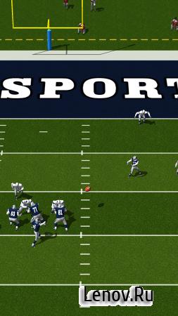 TAP SPORTS FOOTBALL v 1.0.2 (Mod Money)
