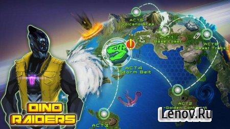 Dino-Raiders: Jurassic Crisis v 1.5