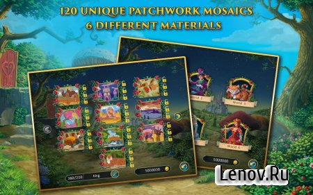 Alice's Patchwork v 1.0.0 (Mod Money/Unlocked)