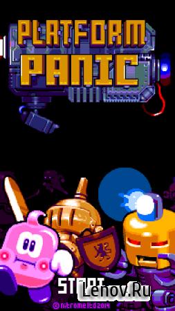 Platform Panic v 1.3.0 (Mod Money)