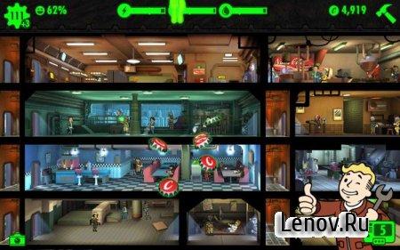 Fallout Shelter v 1.13.21 (Mega Mods)