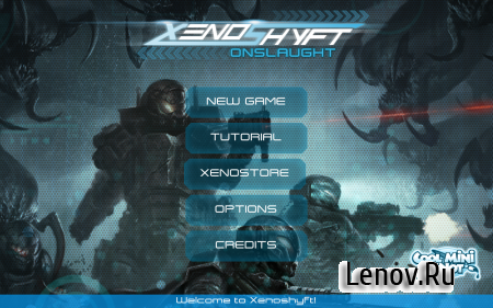 XenoShyft v 2.1.1 Мод (Expansion Unlocked)