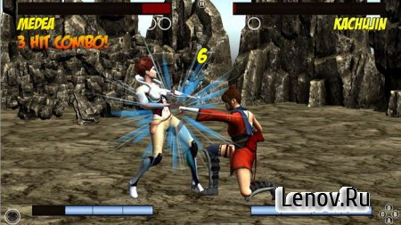 Girl Fight: The Fighting Games v 1.0.1