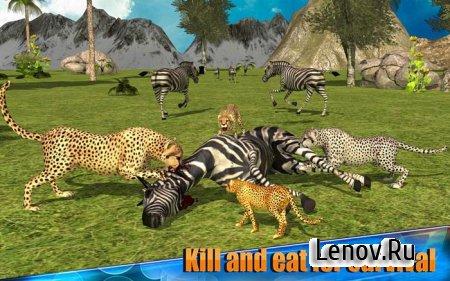 Angry Cheetah Simulator 3D v 1.1