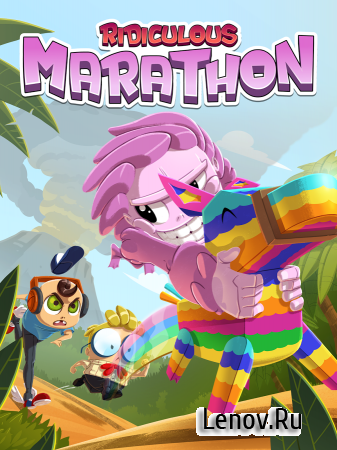 Ridiculous Marathon v 1.0 (Mod Money)