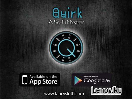 Quirk: A Sci-Fi Murder Mystery v 1.8.0 (Full)