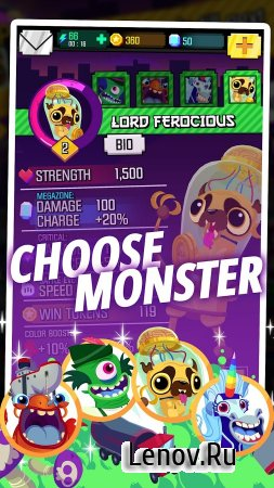 Monsters Ate My Metropolis (обновлено v 1.2.1) (Mod Money)