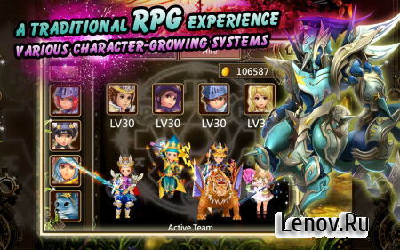 Legend of Roland: Action RPG v 1.1.3 Мод (Free Shopping)