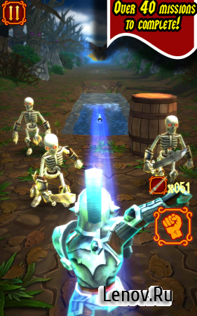 Brave Knight Rush (обновлено v 1.0.2) (Mod Money)