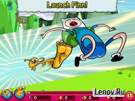 Jumping Finn Turbo v 1.1.6 (Mod Stars)