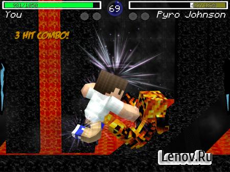 Pixel Fighter 3D v 1.1 (Mod Money)