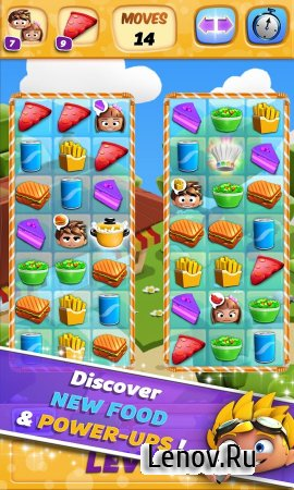 Little Chef v 1.6.2 (Mod Money/Energy/Ad-Free)