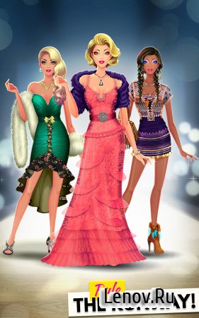 Fashion Diva: Dressup & Makeup v 3.6 (Mod Money/Ad-Free)