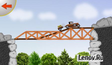 Wood Bridges 1.11.0 Мод (много денег)