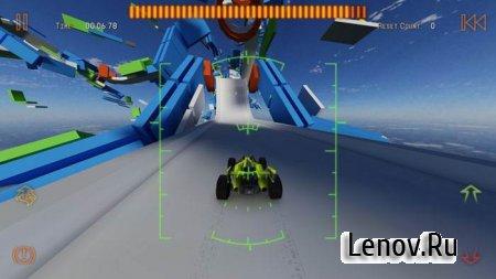 Jet Car Stunts 2 (обновлено v 1.0.17) Mod (Unlocked)