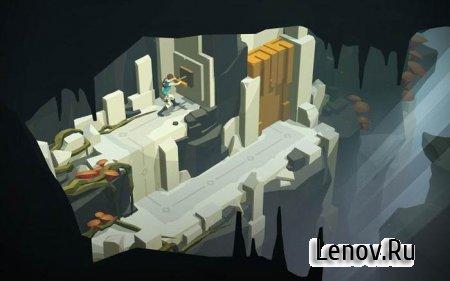Lara Croft GO v 2.1.109660 Mod (Unlocked Skins & Unlimited Hints)