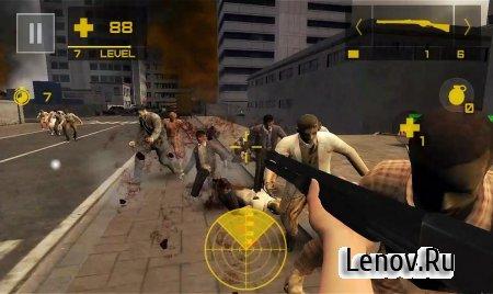 Zombie Defense: Adrenaline (обновлено v 3.16) Мод (Ammo + Health)