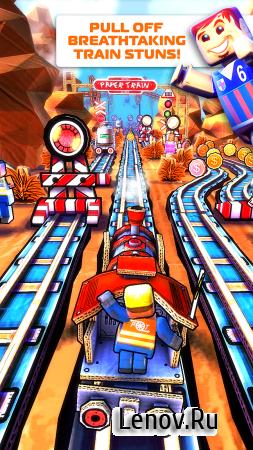 Paper Train: Rush v 1.1 (Mod Money)