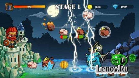 Zombie Defense: Hero Tower v 1.0.0