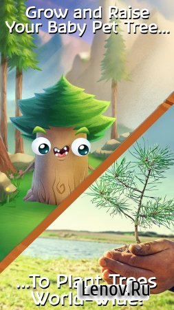 Tree Story: Best Pet Game (обновлено v 1.0.10) Мод (Unlimited Coins)