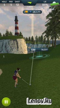 Pro Feel Golf v 2.2.2 Мод (много денег)