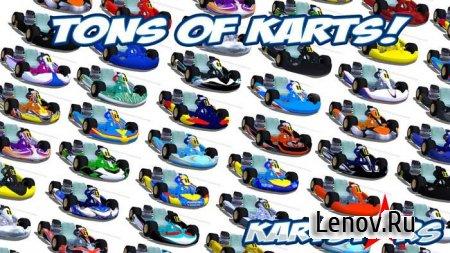 Kart Stars v 1.9 Мод (много денег)