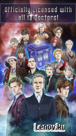 Doctor Who: Legacy v 3.0.3.1 (Mega Mod)