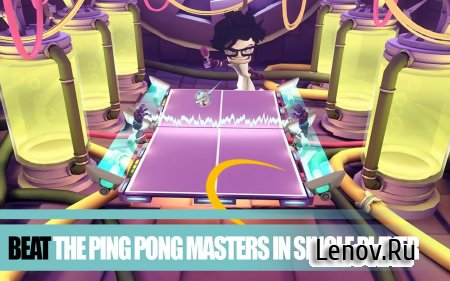 Power Ping Pong (обновлено v 1.2.1) (Full) (Mod Money)