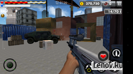ISIS Alpha Frontier v 1.0.7 (Mod Money)