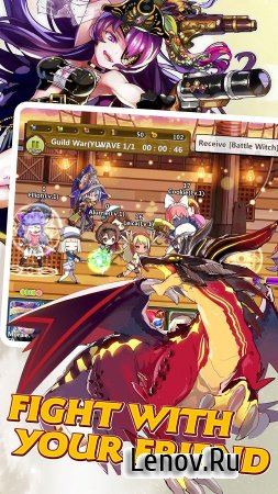 Merc Storia - NO.1 Anime RPG v 2.6.2 (God Mode/Invincible/Massive Damage)