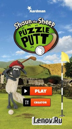 Shaun the Sheep - Puzzle Putt v 1.0.0