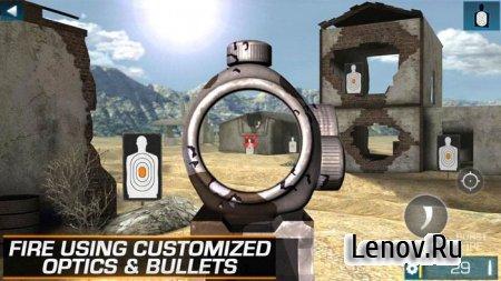 Gun Builder ELITE (обновлено v 3.1.7) Mod (Unlocked)
