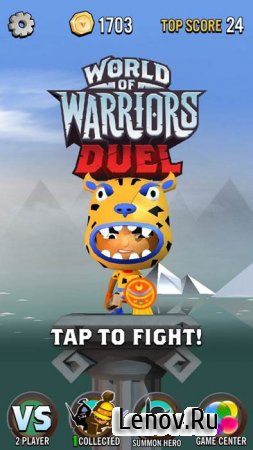 World of Warriors: Duel v 1.1.2 Мод (много денег)