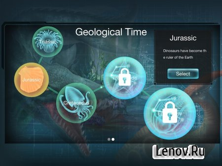 Jurassic World - Evolution v 1.3 (Mod DNA)