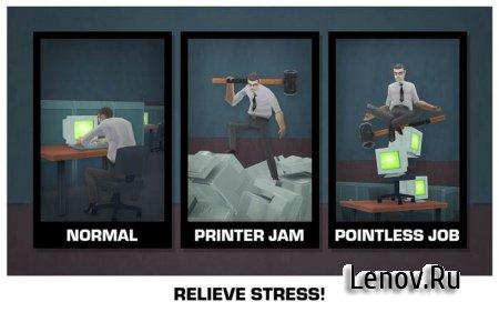 Smash the Office - Stress Fix! (обновлено v 1.12.44) (Mod Money)
