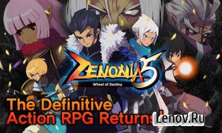 ZENONIA® 5 v 1.2.8 Мод (облегчение игры)